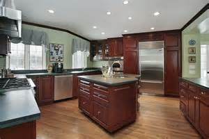 painting wood kitchen cabinets ideas kitchen paint ideas with wood cabinets