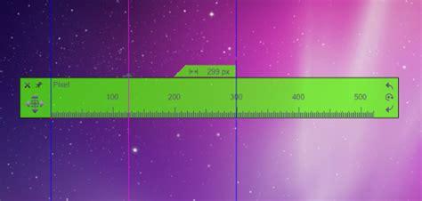 mac screen ruler actual size ruler ruler app for your mac