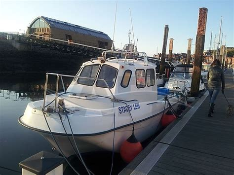 fishing boat for sale whitby wilson flyer 24 whitby fafb