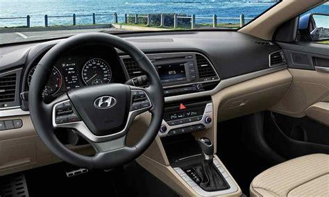 hyundai elantra 2016 interior hyundai elantra 2016 el sed 225 n compacto ahora con motor