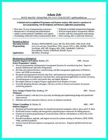 Resume Sample For Programmer Computer Programmer Resume Examples To Impress Employers
