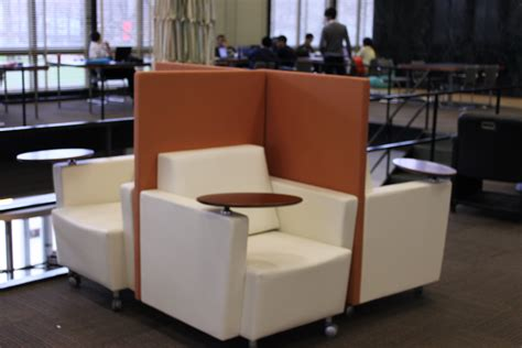 Tables On Wheels Furniture Paul V Galvin Library