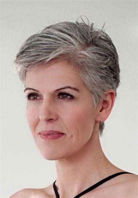 Free Haircuts In Dc | 1000 ideas about short grey haircuts on pinterest short