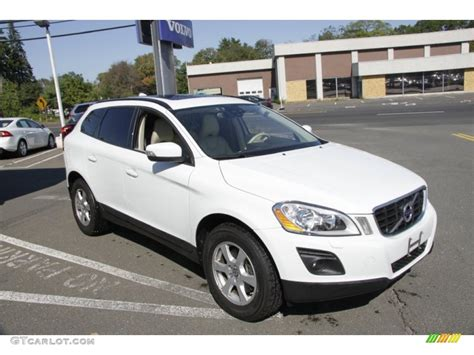 volvo xc60 white white 2010 volvo xc60 3 2 awd exterior photo 55051278