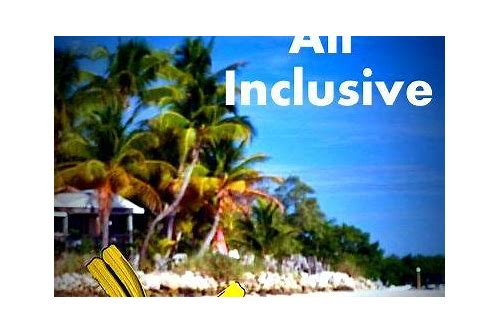 vacation deals to florida all inclusive