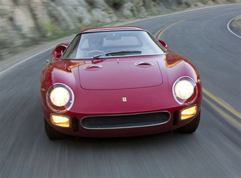 ferrari headlights at 1964 ferrari 250 lm by scaglietti performancedrive
