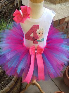 Dress Tutu Frozen Annaelsa Pink Muda 9 frozen inspired elsa and tutu and por princessfactorytutus frozen