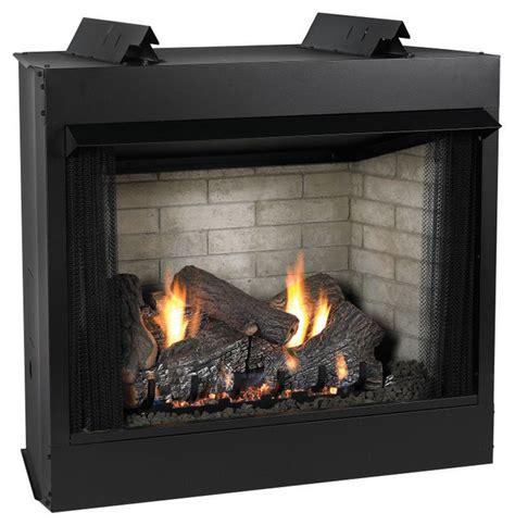 premium 36 quot vent free see thru mv fireplace liquid