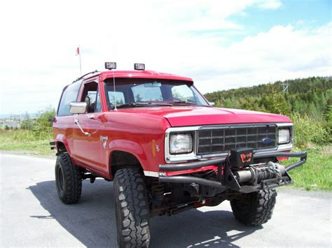 1986 ford bronco ii other pictures cargurus