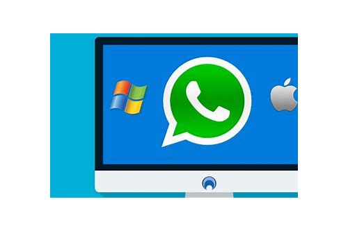 descargar whatsapp para pc windows mac os)