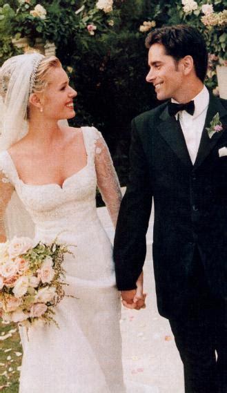 is john stamos married now wedding roundup 187 blog archive rebecca romijn and john