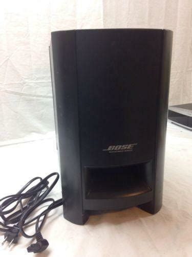 bose  wires tv video home audio ebay
