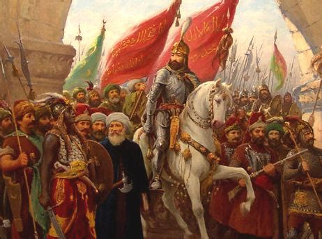 in 1453 the ottomans conquered which important christian city unit 8 byzantine empire