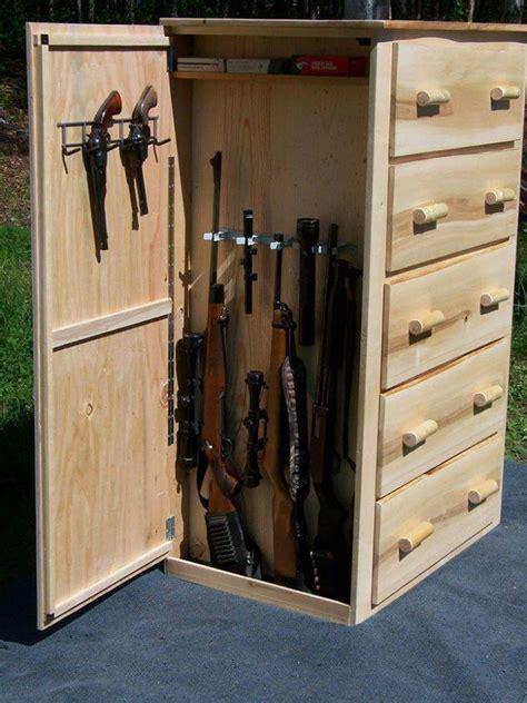 Gun Cabinet In Closet by 30 Best Images About Gun Cabinet On Gun