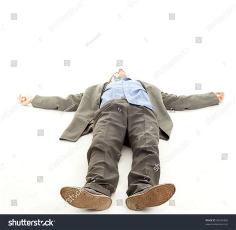 On The Floor by Unrecognized Lying On Floor Stock Photo 69264469
