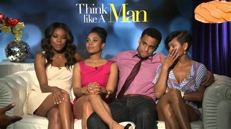 Which cast is sexier? Think Like A Man or The Best Man