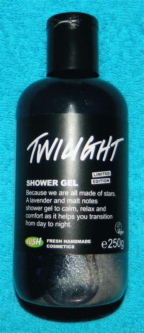 Lush Twilight Shower Gel kazzii x lush twilight shower gel
