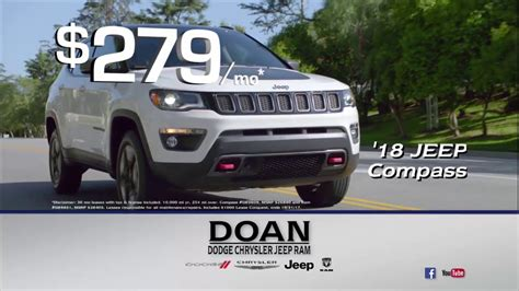 Doan Dodge Chrysler Jeep by October Savings At Doan Dodge Chrysler Jeep Ram Fiat