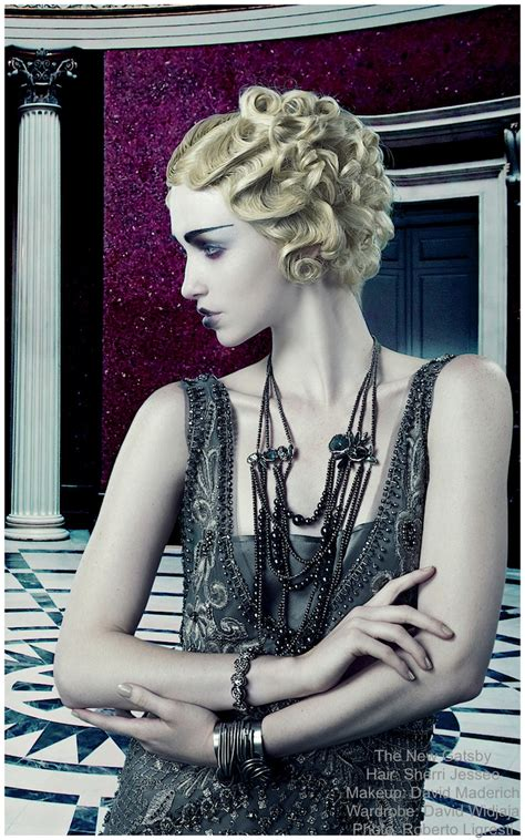 hairstyles from the great gatsby era 47 best the great gatsby hairstyle images on pinterest