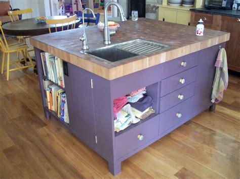 sink in island sink in kitchen island tjihome