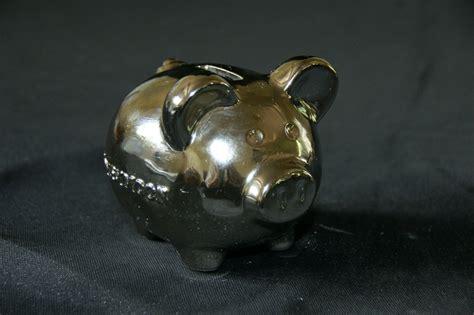 steel piggy bank silver honeymoon money piggy bank metal