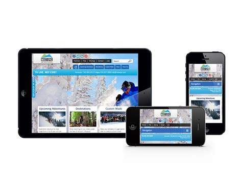 responsive layout zoom responsive website design and development for a canadian