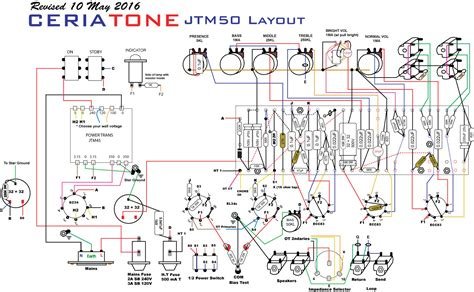 layout of a definition marshall jcm 2000 dsl 50 schematic definition