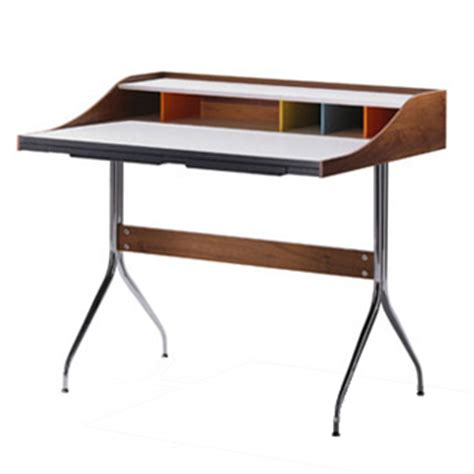 nelson swag leg desk george nelson nelson swag leg desk and