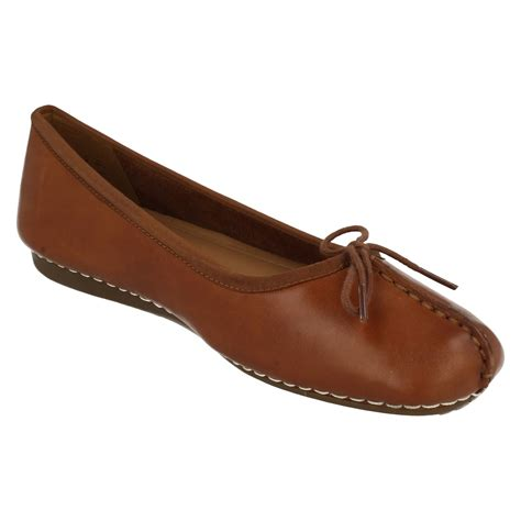 Comfortable Flats by Clarks Comfortable Flats Freckle Ebay