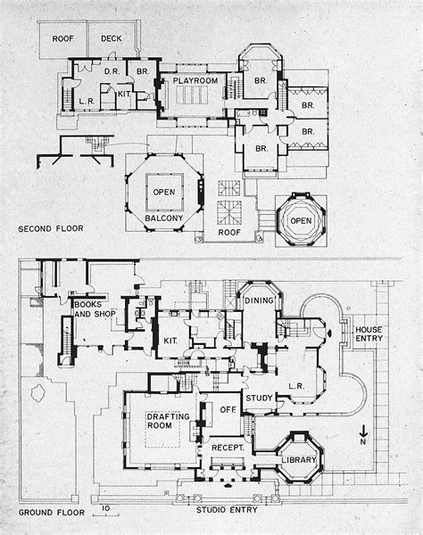 exquisite frank lloyd wright style house plan 63112hd frank lloyd wright house floor plans frank lloyd wright