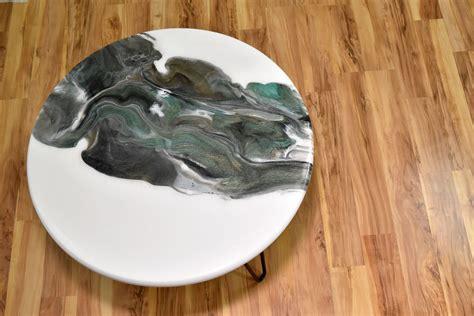 epoxy resin table top diy creators