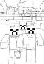 minecraft mario coloring pages 17 best images about kids colouring in sheets on pinterest