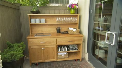 Patio Prep Station by Woodworking With Mac Archives Mac