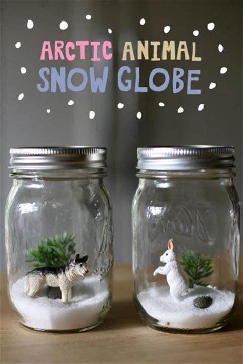 handmade snow globe ideas tutorials diy
