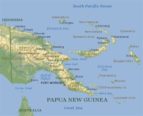 papua new guinea map png map links