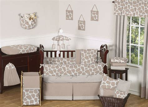 gender neutral nursery bedding sets designer gender neutral giraffe animals print baby boy or crib bedding set ebay