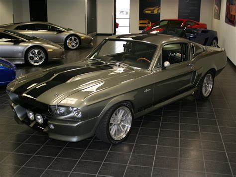 cars showroom 1967 gt500e snake eleanor