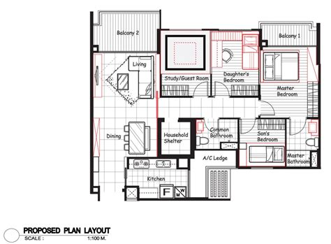 lounge floor plan hdb interior design