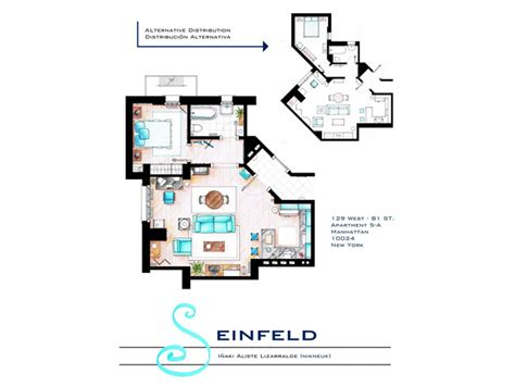 seinfeld apartment floor plan b 237 mật c 225 c ch 242 m sao legal brawl over the simpsons house