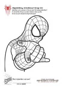 Free Printable Spiderman Colouring Pages And Activity Coloring Book Spiderman2