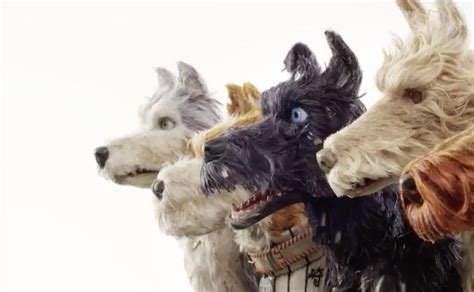 wes isle of dogs wes s isle of dogs trailer bryan cranston s pup is heisenberg in new