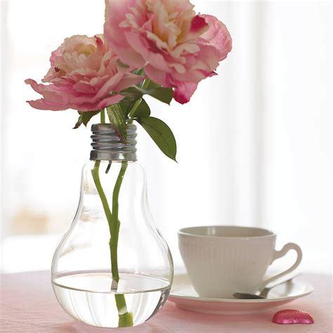 Lightbulb Vase lightbulb vase by garden trading