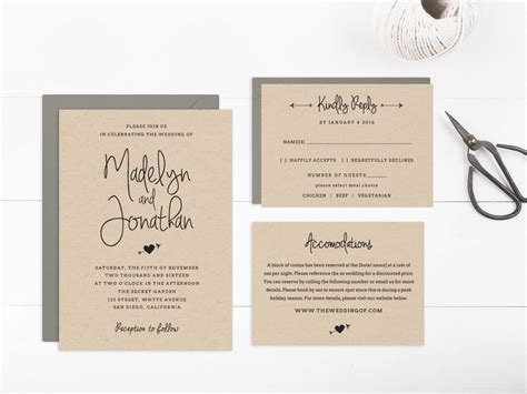 Pages Wedding Invitation Template by Wedding Invitation Template Printable Editable Text And