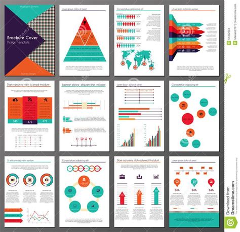 infographic brochure template brochure design infographic search infographic