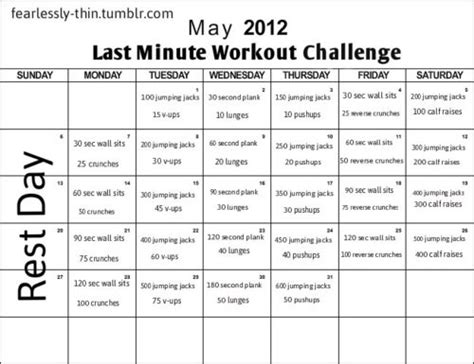 Detox Pilates Workout Danette May by 1000 Ideas About May Workout Calendar On