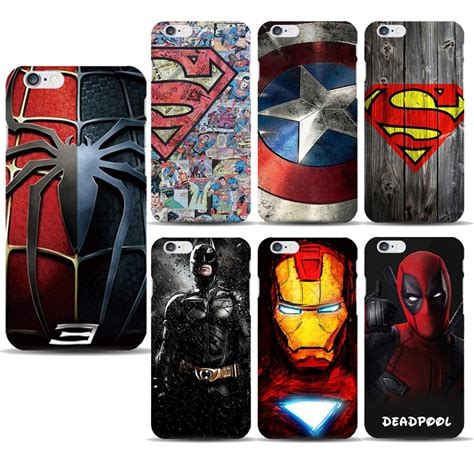 Marvel Casing Iphone 5 collection deadpool phone for