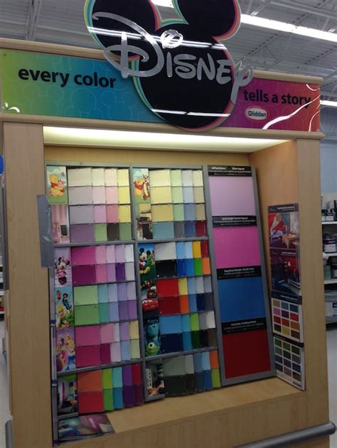my disney paint shopping trip at walmart disneypaintmom brandonedno s