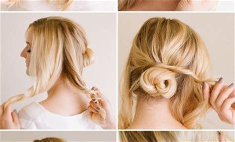 easy wedding hairstyles you do yourself hair world magazine
