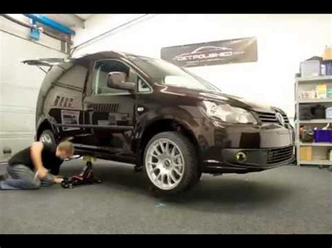 getpolished 2011 caddy time lapse youtube