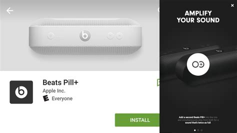 do beats work with android beats pill a speaker apple s 2nd android app pocketnow